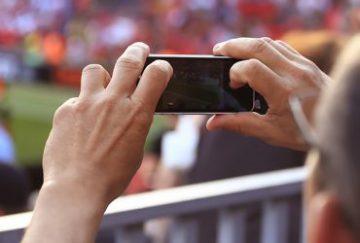 Công nghệ kết nối mạng tại chỗ mang lại  trải nghiệm tuyệt vời cho ngày hội thể thao