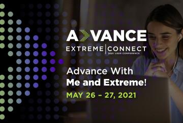 Đăng ký tham gia Extreme Connect Virtual được tổ chức bởi Extreme Networks